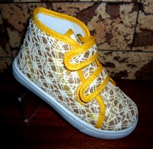 Летние кеды для девочки легко заказать на сайте обуви в Запорожье
