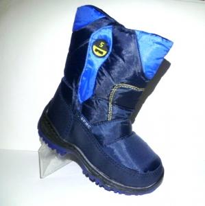 зимняя обувь для мальчиков в интерне магазине обуви